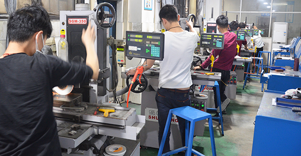 Grinding Machine Processing